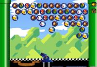 Jeu de boules  Mario Bros