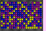 Clique sur les blocs de boules