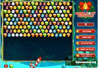 Jeu: boules de Noël