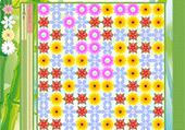 Match 3 fleuri
