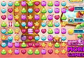 Match 3: Bonbons rigolos