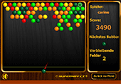 Groupes de boules à former