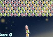 Blobs de l'espace