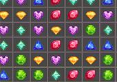 Match 3 pierres précieuses