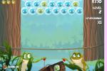 Boules grenouilles