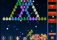 Bubble Shooter à Noël