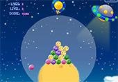 Space bubbles :Boules dans l'espace
