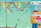 Lancer de Boules à Noël