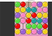 Boules colorées à éclater