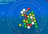 Boules de Noël à regrouper