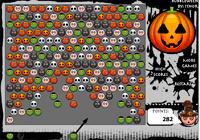Jeux de boule d'Halloween