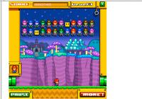 Jeu de boules avec Mario