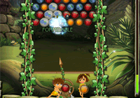 Récolte des fruits, Jungle Shooter