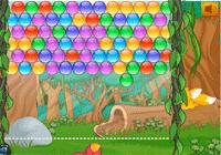 Des boules dans la jungle